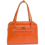 "McKleinUSA 15.4"" Leather Fly-Through™ Checkpoint-Friendly Ladies' Laptop Briefcase (96630)"