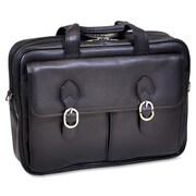 "McKleinUSA 15.4"" Leather Double Compartment Laptop Briefcase (15735C)"