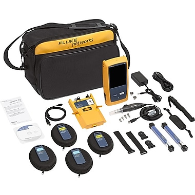 Fluke Networks OptiFiber Pro Cable Analyzer (OFP-100-QI-W/GLD)