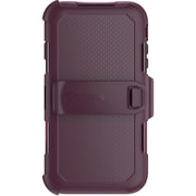 Griffin Survivor Extreme Carrying Case for iPhone 7 Plus, iPhone 8 Plus, Wine (GB43228)