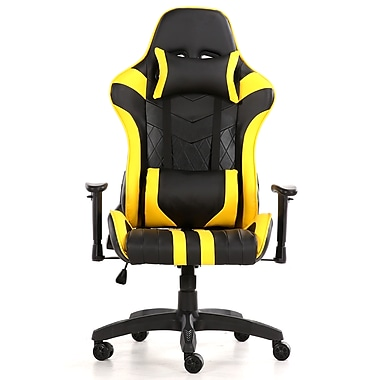 Prime Commander Gaming Chair, Yellow (PMCOMMAND-YLW)