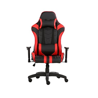 Prime Commander Gaming Chair Red (PMCOMMAND-RED)  sc 1 st  Staples & Prime Commander Gaming Chair Red (PMCOMMAND-RED) | Staples