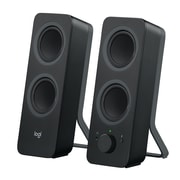 Logitech Z207 Bluetooth Computer Speakers, Black