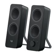 Logitech – Haut-parleurs Bluetooth Z207 pour ordinateur, noir