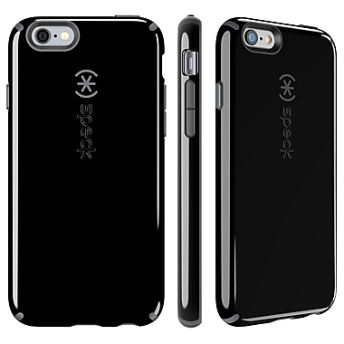 Speck CandyShell For Use With iPhone 6/6s Black/Grey (73424-B565)