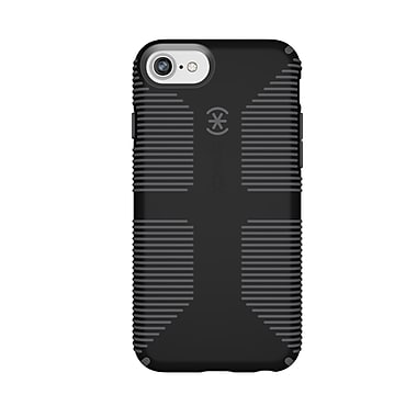 Speck CandyShell Grip For Use With iPhone 6s/7/8, Black/Grey (79239-B565)