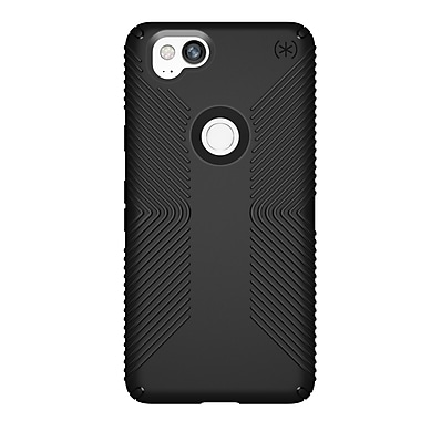 Speck Presidio Grip For Use With Google Pixel 2, Black (105266-1050)