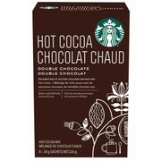 Starbucks Double Chocolate Hot Chocolate (11025979)