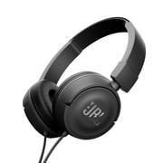 JBL T450 On-Ear Headphones, Black