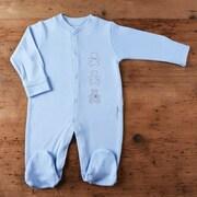 Kitikate Baby Romper, Newborn, Blue