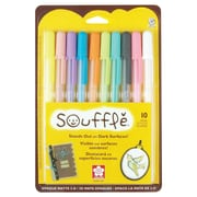 Souffle™ 3-D Opaque Ink Pens, 10/Pack (58350)
