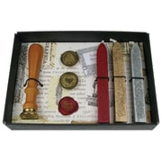 Manuscript Pen Seal And Wax Set (MSH7453SET)