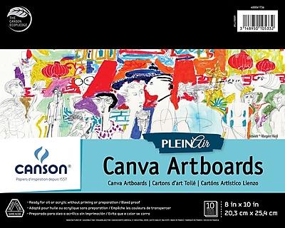 Canvas Rolls & Panels