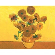 Reeves™ Large Painting By Numbers Sunflowers (PBNACL9)