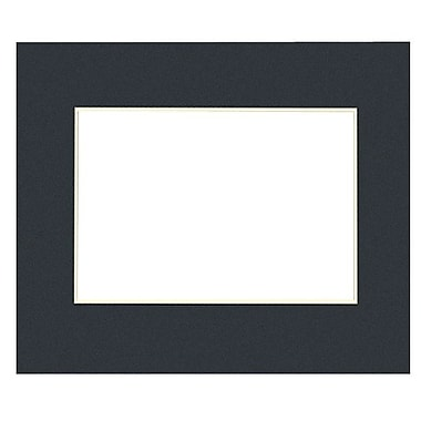 Alvin® Black & White Mat Board 11 X 14