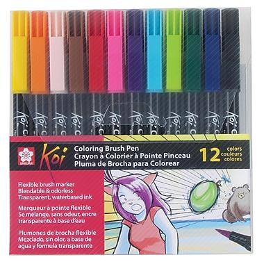 Koi™ Colouring Brush Pens Set
