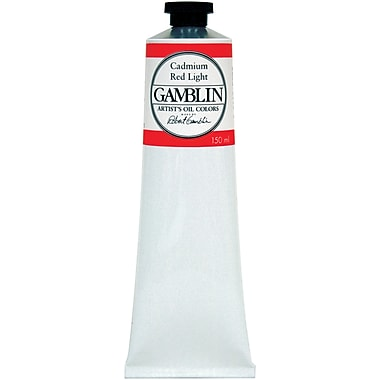 Gamblin Oil Colour 150ml, Brown