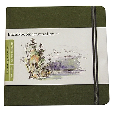 Global Art Materials Hand Book Journal Co.™ Artist Journal 5.5