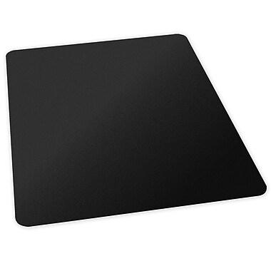 Staples® Low-Pile Chairmat, Black, 35.5