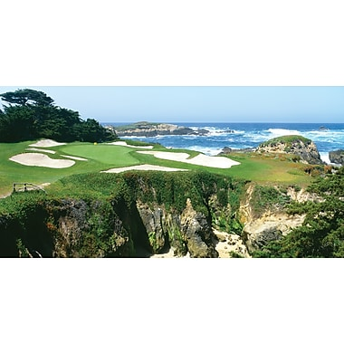 Biggies Golf Mural -Cypress Point - Hole #15 (GM-CPP-120)