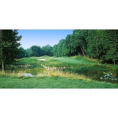 Biggies Golf Mural Valhalla - Hole #7 (GM-VHA-120)
