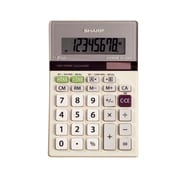 Sharp EL330TB 8-Digit Portable Desktop Calculator