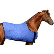 TechNiche Hyperkewl Evaporative Cooling Horse Blanket Blue