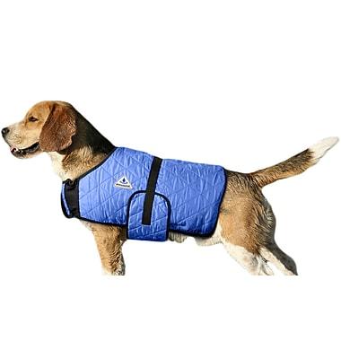 TechNiche – Manteau rafraîchissant pour chien Hyperkewl, bleu, 2X-Grand (8529 RB 2XL)
