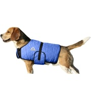 TechNiche Hyperkewl Evaporative Cooling Dog Coat Blue