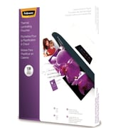 Fellowes Glossy Laminating Pouch Assorted 3mil & 5mil Starter Kit, 130/Pack (5208502)