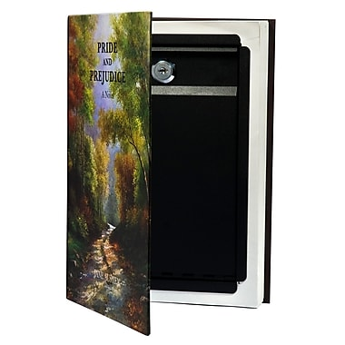 Barska Hidden Real Book Lock Box (AX11682)