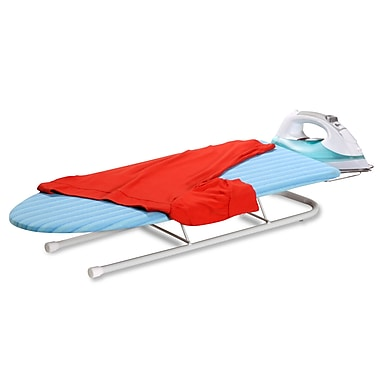 Honey Can Do Tabletop Ironing Board with Retractable Iron Rest (BRD-01435)
