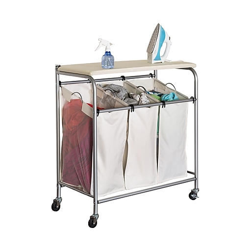 Honey Can Do Ironing And Sorter Combo Laundry Center Staples