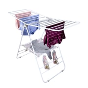 Honey Can Do Heavy Duty Gullwing Drying Rack, White Metal (DRY-01610)