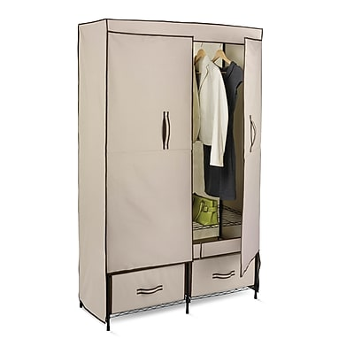 Honey Can Do Portable Wardrobe Storage Closet (WRD-01274)