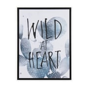 """Wild At Heart"" Canvas With Frame (2020-AM7911-00)"