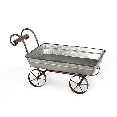CJ Marketing Branwen Trolley Planter (7603-AM6169-00)