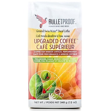 Bulletproof® The Original Ground Decaf Coffee, 340 g