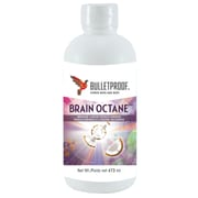 Bulletproof® Brain Octane Medium Chain Trigylcerides, 473 ml