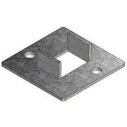 NAS Easy-Up 5000 Shelving Foot Plate, 36/Pack (RH907)