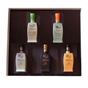 Molinazzo 5-Piece Sicilian Organic Olive Oil Gift Set