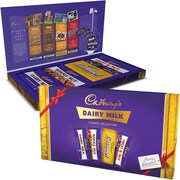 Cadbury Dairy Milk Classic Collection Chocolate Box, 460g
