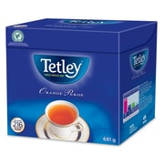 Tetley Orange Pekoe Tea, Regular, 681g, 216/Pack