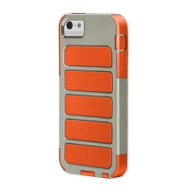 Étui protection Shield pour iPhone5 de X-Doria, orange
