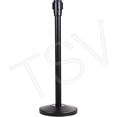 Zenith Safety Free-Standing Crowd Control Barrier Receiver Post, 35