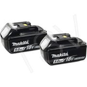 Makita BL1850 18V 2-Batteries (196681-7)