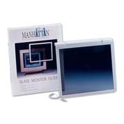 Manhattan Monitor Antiglare Glass Screen, 15-17-inch