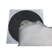 Wamaco Vinyl Record Inside Sleeves, 3.5  mil (14-9016)