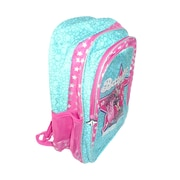 Betty Boop Backpack, Turquoise (BBBP-004)