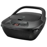 GPX® BCB117B Radio/CD Player Wireless Boombox, Black